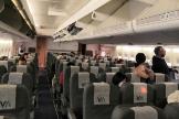 Los españoles evacuados de Wuhan ya vuelan de regreso