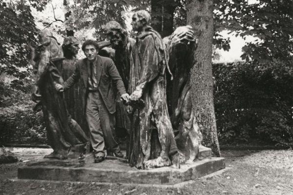 Rodin y Giacometti, turbulentos apetitos de vida
