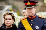 Los grandes duques de Luxemburgo, María Teresa y Enrique.