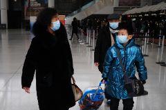EEUU prohíbe entrar a los extranjeros que hayan viajado a China por el brote de coronavirus