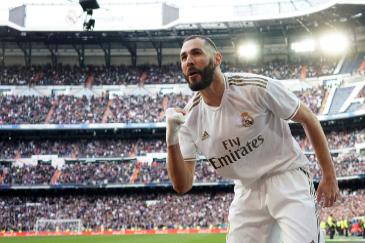 Benzema decide el derbi después del perdón del Atlético de Madrid
