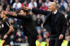 La guasa del Bernabéu con Simeone y la maldición 'mourinhista' rota por Zidane