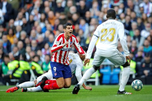 GRAF2672. MADRID.- El centrocampista brasileño <HIT>Casemiro</HIT>...