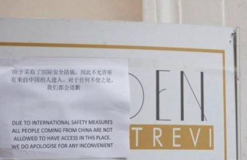 Brotes racistas en todo el mundo contra chinos y asiáticos tras el brote de coronavirus