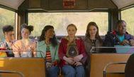 La escena del autobús de Sex Education.
