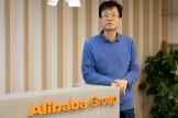 El consejero delegado de Aliexpress, Mingqiang Wang