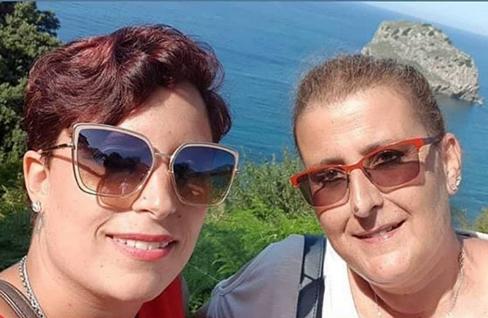 Adriana Ugueto, de 35 años, detenida por la muerte de su hija,y su madre, Olga, de 57.