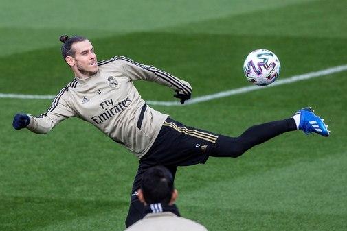 GRAF9930. MADRID.- El delantero galés del Real Madrid Gareth...