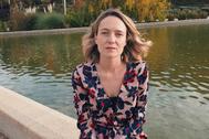 Loreto Sánchez Seoane, autora de 'Te quiero viva, burra'.