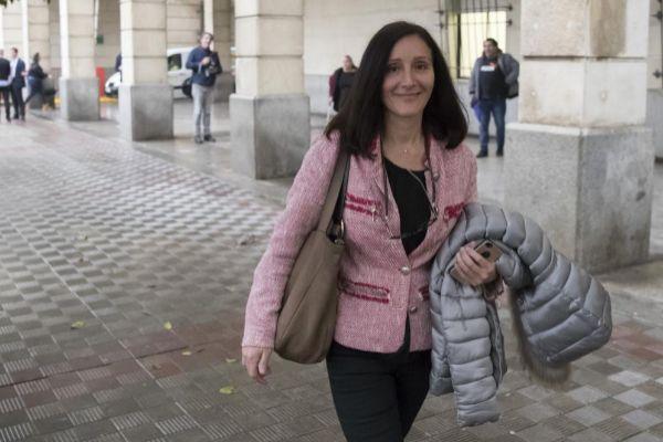 La juez del 'caso ERE, María Núñez Bolaños.
