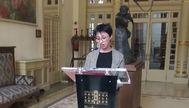 Silvia Cano, portavoz del PSOE en el Parlament balear.