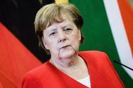 Merkel ratifica el veto a los ultras