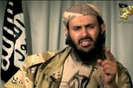 Qasim al Rimi, líder de Al Qaeda en la península arábiga. EEUU ofrecía 10 millones de dólares por su localización.