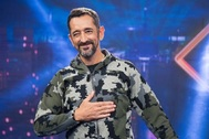 Pedro Cavadas en El Hormiguero el 29 de enero de 2019.