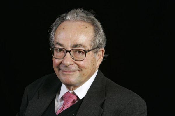 George Steiner, filósofo y ensayista.