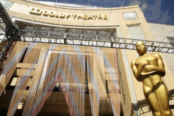 Teatro Dolby donde se celebra la gala de los Oscars 2020