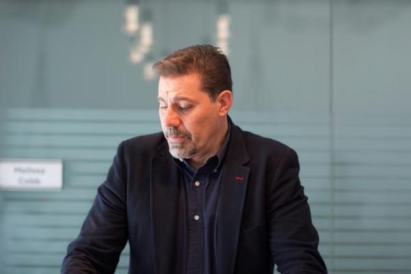 Sergio Pablos, director de Klaus, nominada a mejor película animada...