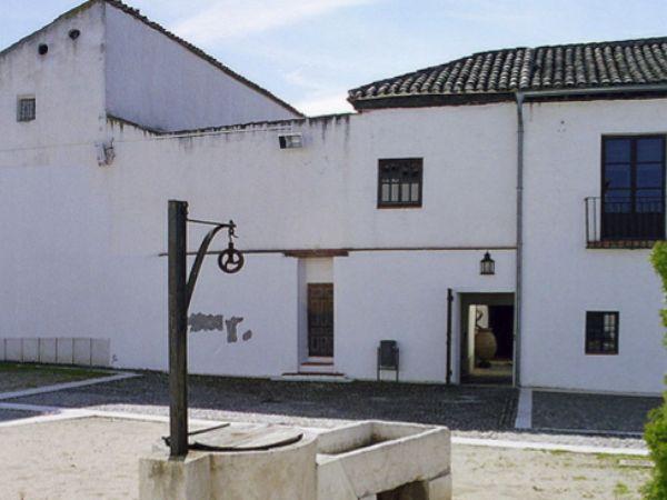Casa-Museo de Cervantes en Esquivias (Toledo).