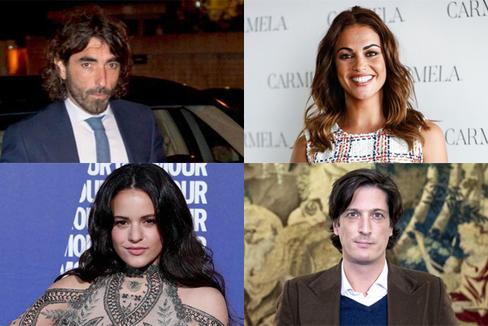 Famosos e impares: estos son los 100 solteros 'VIP' españoles