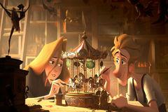 Fotograma de 'Klaus', nominada a mejor película animada en los premios Oscar 2020.