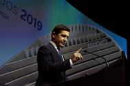Carlos Torres, actual presidente de BBVA.