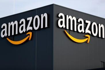 Centro de distribución de Amazon en Alemania.