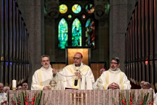 Moncloa y el Vaticano quieren al frente de la  Conferencia Episcopal al  cardenal que  medió en el 1-O