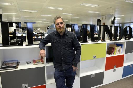 El periodista de EL MUNDO David Gistau