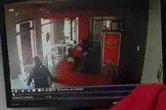 Vídeo de uno de los atracos al Telepizza de Vallecas.