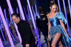 Candice Swanepoel - Fiestas post Oscar 2020