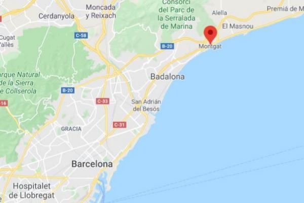 El crimen se cometió en Montgat, Barcelona.