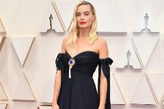 Margot Robbie, de Chanel - Alfombra roja de los Premios Oscar 2020