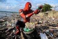 Indonesia, el plástico y el superhéroe