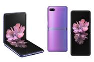 Samsung presenta su segundo teléfono plegable