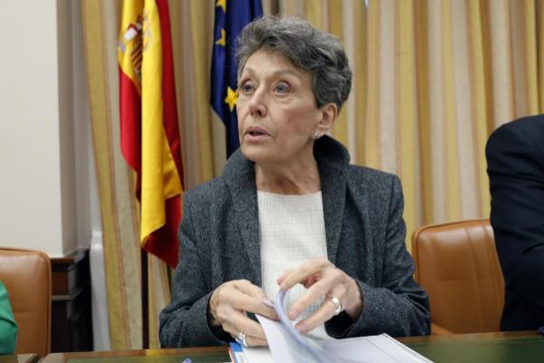 La administradora provisional única de la Corporación RTVE Rosa...