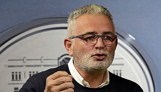 El hasta ahora presidente del Pi, Jaume Font.