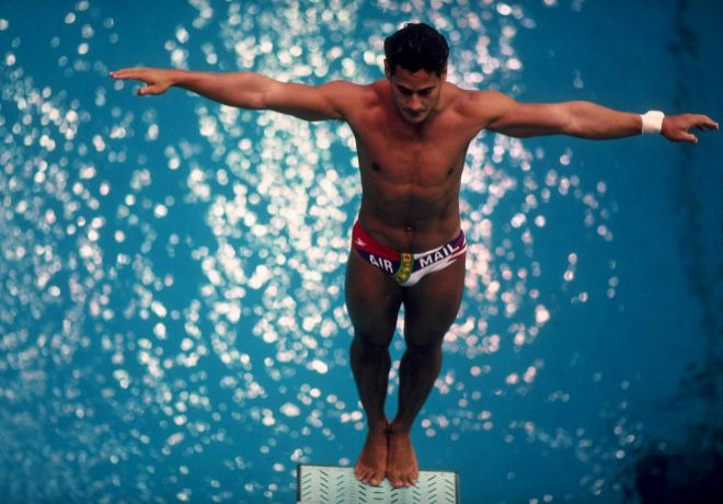 Documental 'Back on Board' sobre Greg Louganis