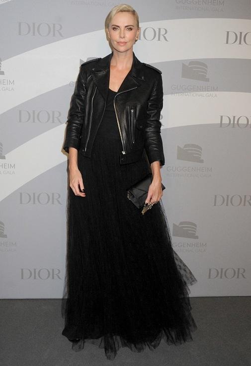 La actriz es embajadora de Dior