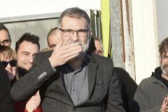 Jordi Cuixart sale de prisión para ir a trabajar y la Generalitat asegura que aplicará la semilibertad a todos los presos del 'procés'