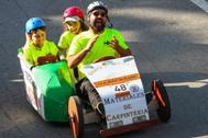 Un proyecto para que cuatro niños ciegos se conviertan en pilotos