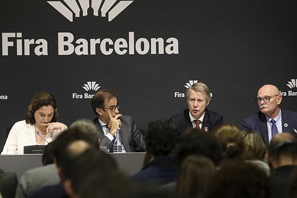 """""""Día negro"""" en el Mobile de Barcelona: """"La gran mayoría de asistentes había decidido no venir"""""""