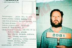 """Un día con el 'paellero' de la matanza de Atocha: """"La cárcel de Bolivia es la mejor. Incluso alguna vez vienen prostitutas"""""""