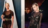 Los modelos de las celebrities. Fotos: Getty.