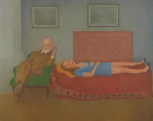 'Dr Freud'.