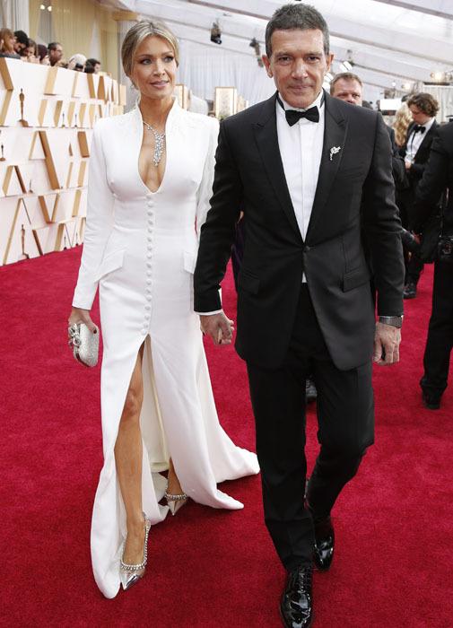 El modelo nos recuerda al Pronovias que llevó Nicole Kimpel en los Oscar