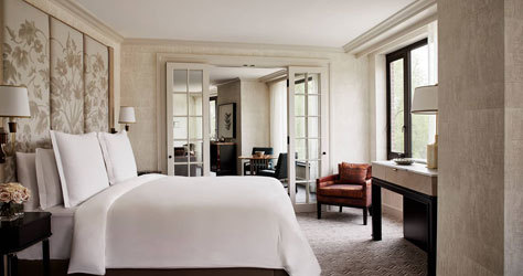 Suite del Four Seasons de Boston.