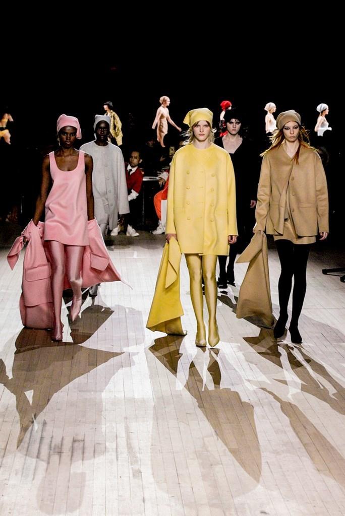 Desfile de Marc Jacobs - Colección otoño-invierno 2020 - Semana de la Moda de Nueva York