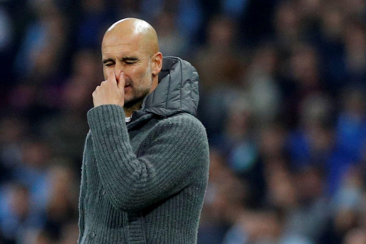 FILE PHOTO: Champions League Quarter Final Second Leg - lt;HIT gt;Manchester lt;/HIT gt; lt;HIT gt;City lt;/HIT gt; v Tottenham Hotspur