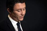 Benjamin Griveaux, candidato de Emmanuel Macron a la alcaldía de París.