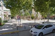 Plaza de Roma de Dos Hermanas (Sevilla).